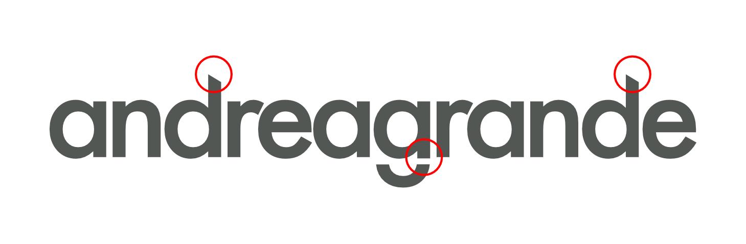 Andrea Grande Logo Concept 2