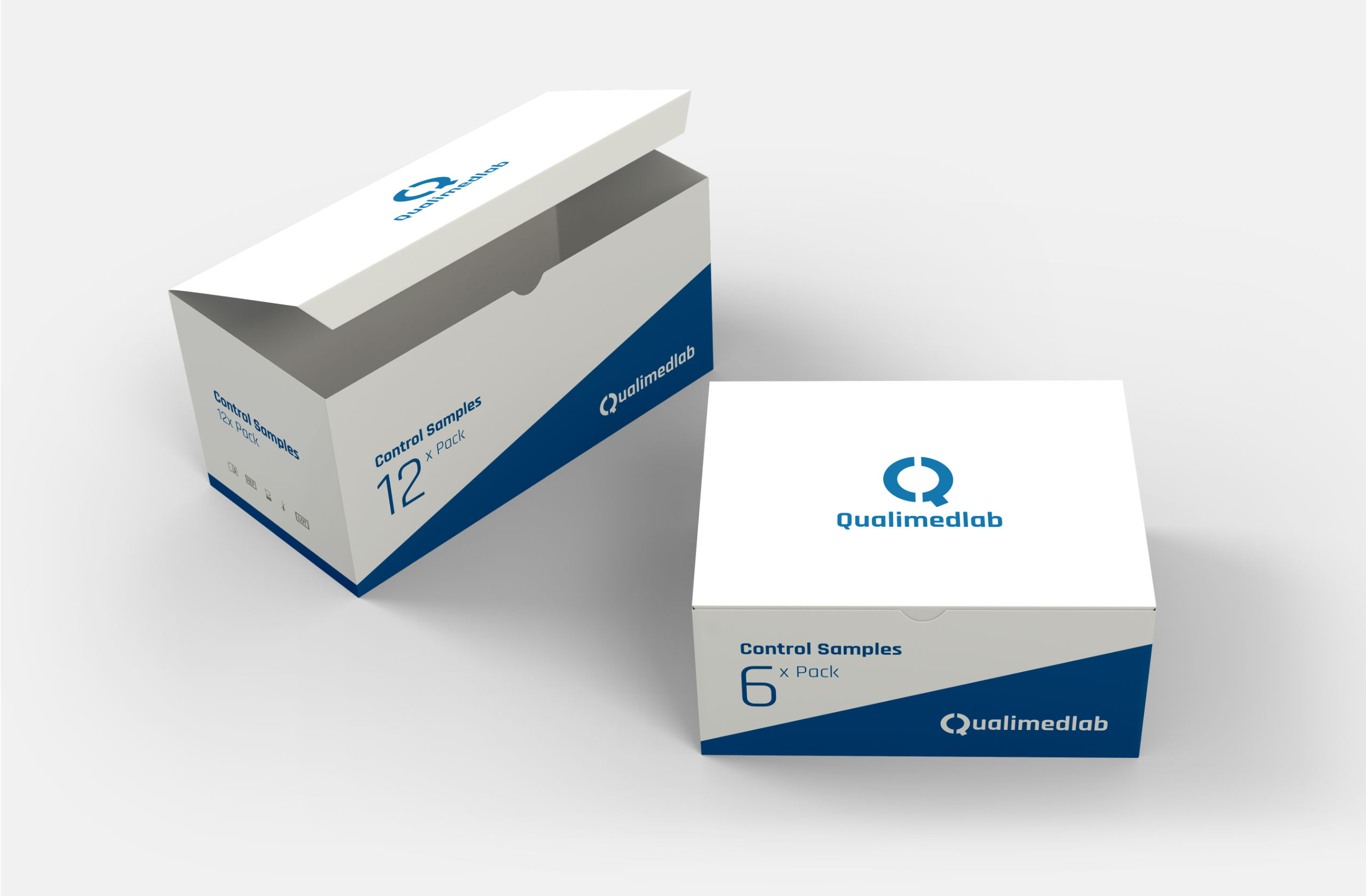 QualiMedLab Packaging