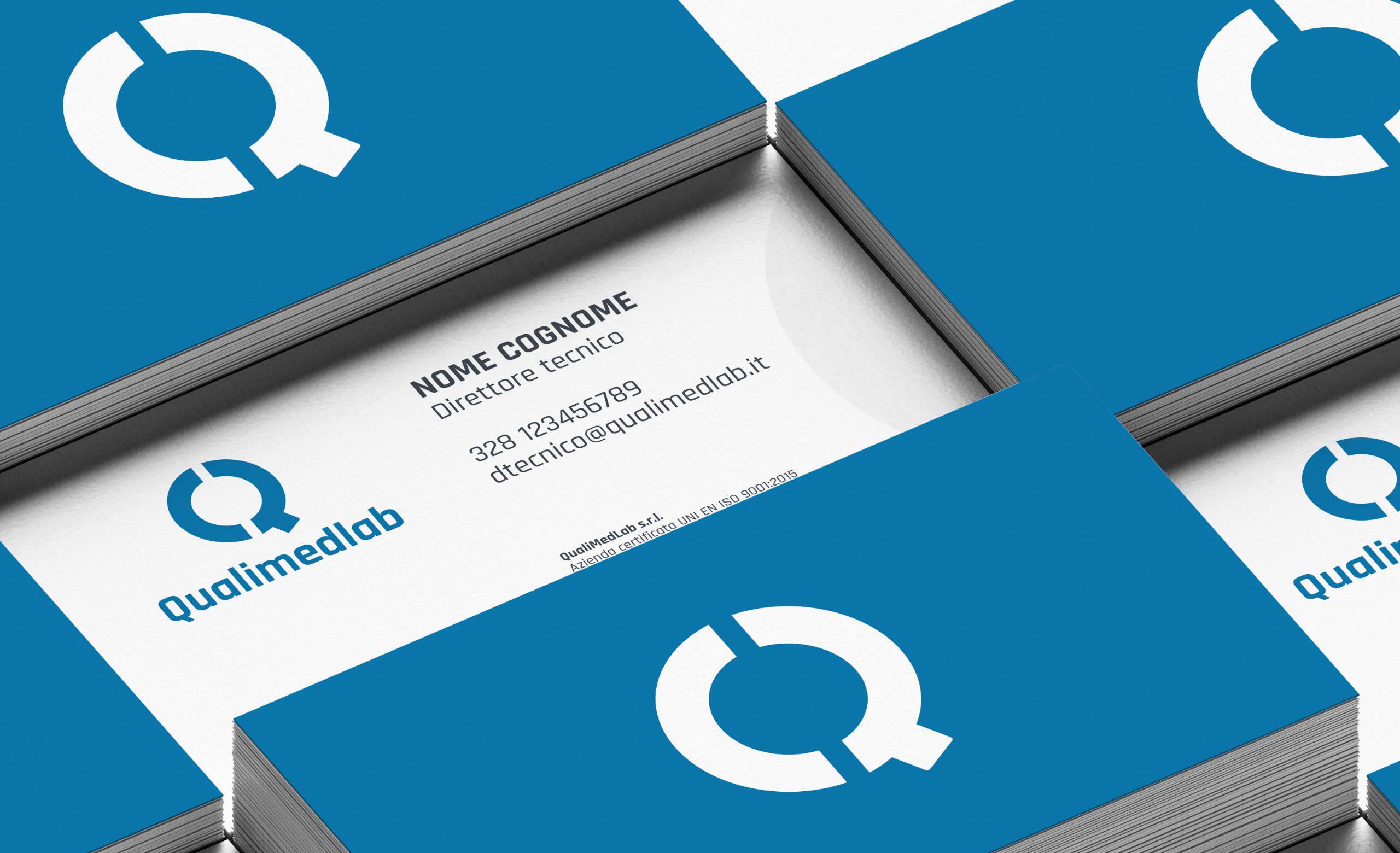 QuliMedLab Business Card